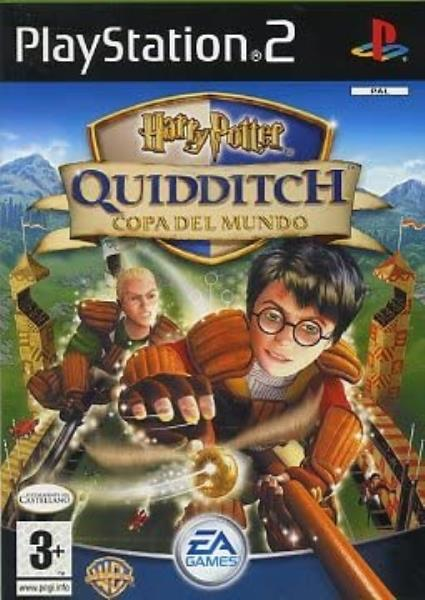 VIDEOJUEGO PS2 HARRY POTTER QUIDDITCH